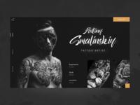 Tattoo desktop UI