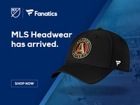 MLS + Fanatics Headwear Post