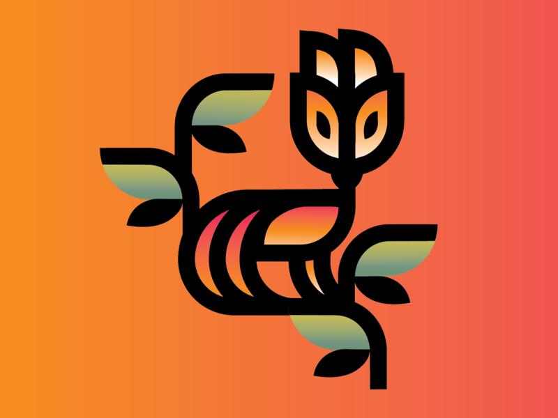 Fox Logo vector illustration brand foxy redesign design graphic branding design color branding creative suite illustrator fox logo
