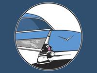 Chevy Tailfin