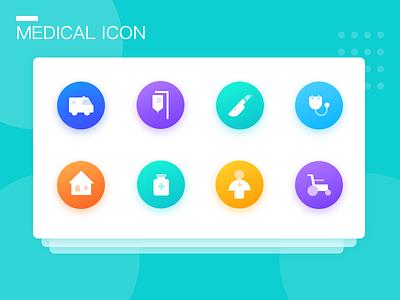Medical Icon 图标