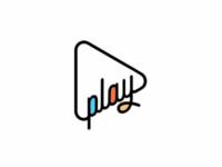 One line logo