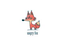 Minimalist logo.
