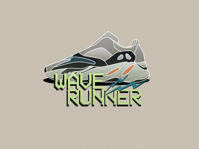 meilleures baskets f508b c011c Adidas Yeezy Boost 700 by André Guevara on Dribbble