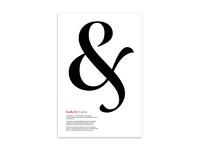 01 bookerlydisplay ampersand