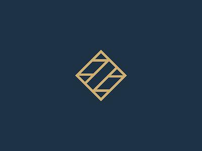 Real Estate Investment Logo - Zasadzińscy grid logo letter z corporate finance luxury elegant linear serif font brand branding grid investment real estate motion design logo animation