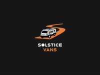 Solstice Vans Logo Concept