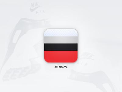 App icon daily ui ui sneakers nike icon app
