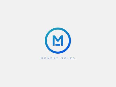 Monday Soles sneakers sole branding logo