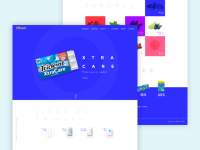 Look & Feel product gum digital uxdesign ui design webdesign