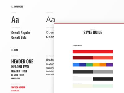 Design System ui design typography identity atomic design style guides visual design ui user interface web design design
