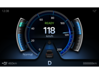 BEV  motormeter Normal