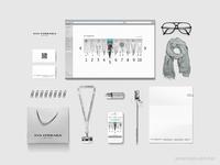 Fashion brand identity - Minimalist