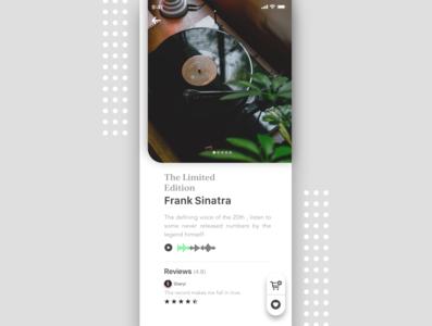 Concept app - Vinyl Records Shopping