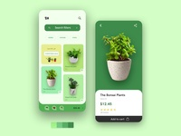 Plant Shopping App