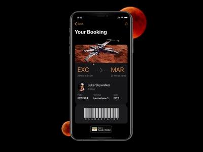 Your next flight