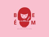 Bé Em Asian Kitchen Logo