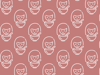 Ordinary Tofu Logo Pattern