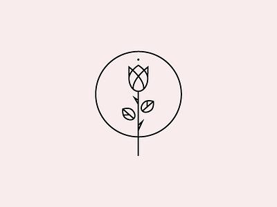 Personal Branding personal branding personal brand classic branding modern design logo-design brand minimalist minimal pink pretty floral roses flower rose elegant feminine logo