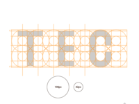 TEC -Educational Center Logo Concept