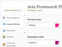 Avia Framework