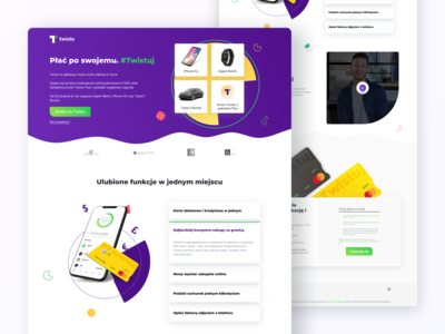 Twisto.pl - Competition Page Redesign