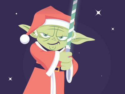 May the Force be with you at Christmas