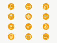 Thumbspire Icons