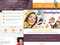 Thumbspire Website