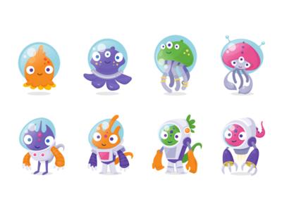 Ziggy mascot space pokemon monster alien level evolution ziggy memrise
