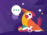 Polyglot Parrot