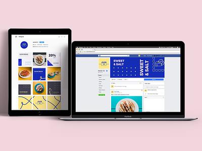 Ateliê 52 - Social Media visual identity identity design identity sweet social media design social media socialmedia bakery brand branding design