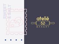 Ateliê 52 - Logo