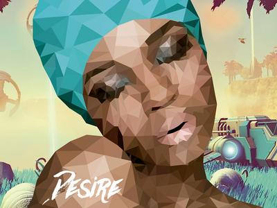 Desire - CD Cover