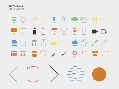 REMAKE - Pictograms