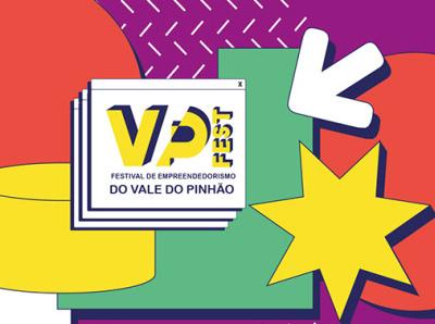 VP FEST fest vectors entrepreneurship festival festival design vectorart graphicdesign graphic design poster design illustration brand identity vector art prefeitura de curitiba brazil curitiba vector vector illustration branding