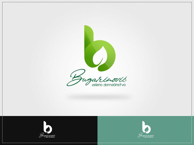 Logo Design for organic food factory vector logo illustration branding printing photoshop mockup graphic design branding.