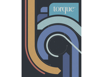Torque Cover logotype digital butterfly project magazine cover book cover plakatstil typography graphic design deep texture digital illustration cover illustration