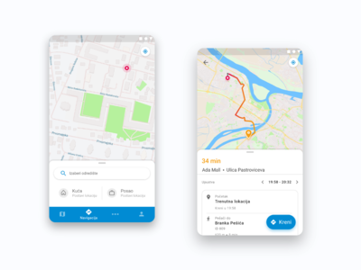 Transportation App Redesign - II Part