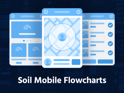 Soil Mobile Flowcharts