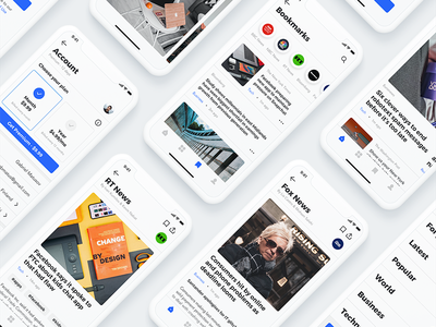 Sector UI Kit. News ui kit ios ui kit adobe xd ui kit sketch news ios ui kit news app ui kit news mobile news ui kit mobile online news news templates newspaper mobile app news app templates news app ui kit