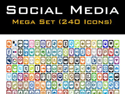 Social Media Icons social media icon design icon design social media icons social media