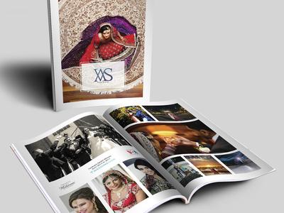 AVS Photo Video Company Booklet company booklet design photography booklet booklet design print design