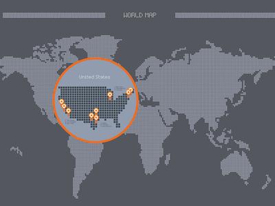 Box World Map download free world map download world map free world map illustration design world map illustration world map desgn world map