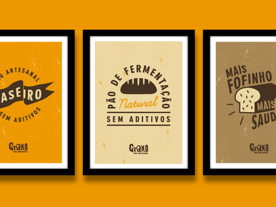 Grano - Wall Posters