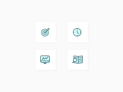 Icons for Synergy Payments dashboad target money transfer icon designs application payment app money app minimal icon set icon design iconography icons money finance blue payment app icon