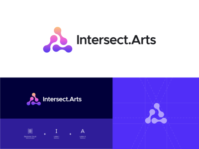 Intersect.Arts Logo