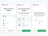 Rightcharge | Onboarding
