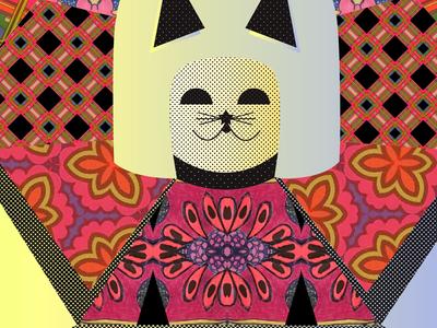 Mizz Kitty, the Vixen of Mixin'