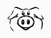 logo - pig